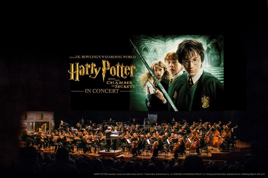 Cinemaniacs Orchestra. Harry Potter OST